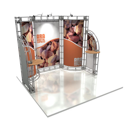 Ara Truss System Display, Trade Show Display Systems