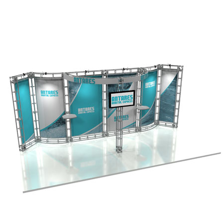 Antares Truss System Display, Trade Show Display Systems