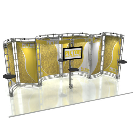 Pictor Truss System Display, Trade Show Display Systems