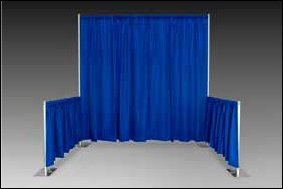 Poly Premier Drapes | Wholesale Pipe And Drape Drapes