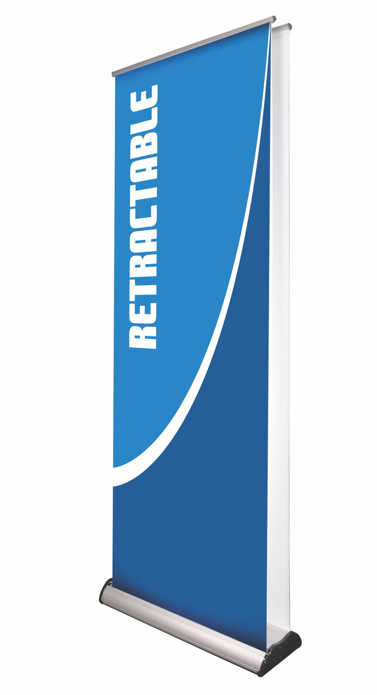 Retractable Banner Stand Displays