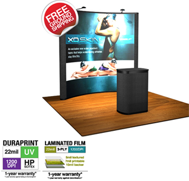 PL5-G3 Pop Up Trade Show Display